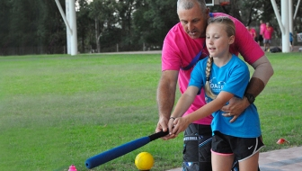 $2.4 million program partnership to empower girls in sport